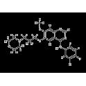 Gefitinib, 200 mg, Purity 99.0 %